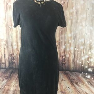 Lularoe acid washed Maria dress bnwot